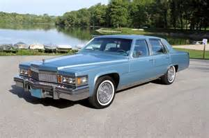 1979 Cadillac Fleetwood Brougham D Elegance Buy Used 1979 Cadillac Fleetwood Brougham D Elegance 85k