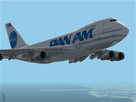 pan am pan am airplane