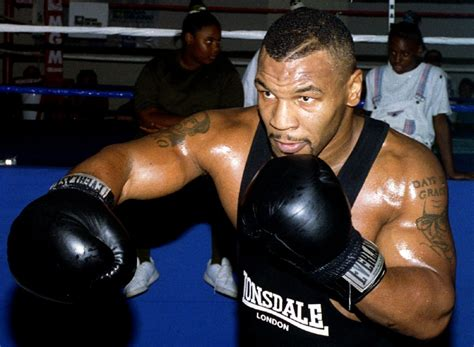 Mike Tyson To Be A by The Wallpapers Mike Tyson