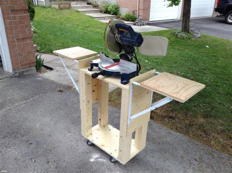 miter saw table ideas best 25 miter saw table ideas on