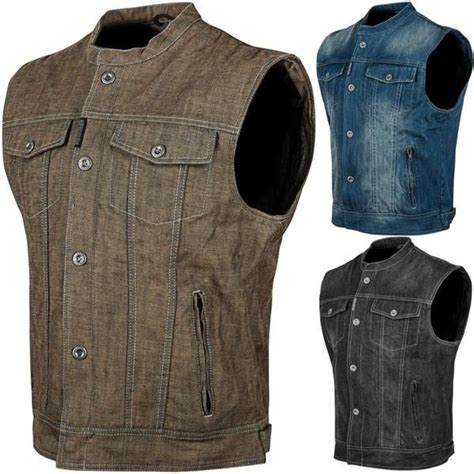 motorcycle vest best 20 motorcycle vest ideas on biker vest