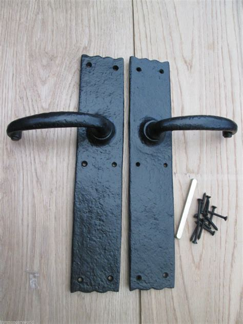 Barn Door Handle Lever Latch Barn Door Handles Ironmongery World