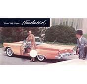 Http//estatewheelscom  1957 FORD THUNDERBIRD SOLD