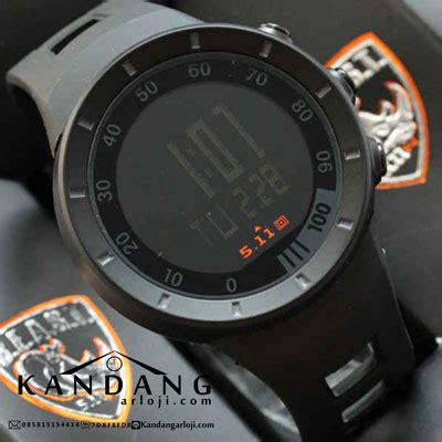 Jam Tangan 511 Army jual jam tangan digital 5 11 tactical series beast murah