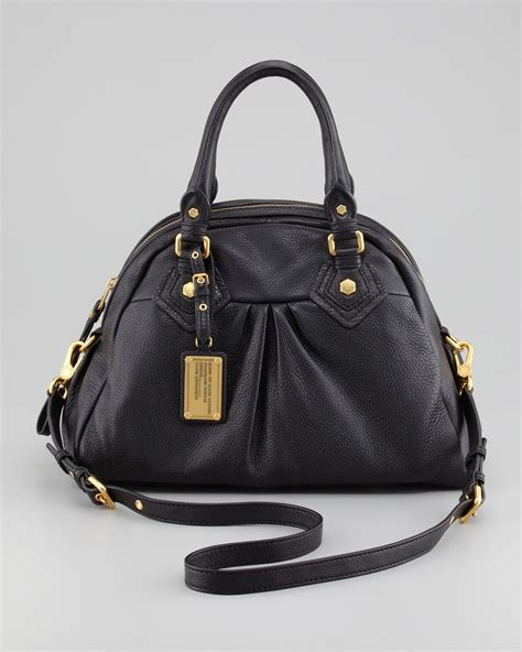Classic In Black In Marc By Marc Satin Pumps by Lyst Marc By Marc Classic Q Baby Aiden Satchel