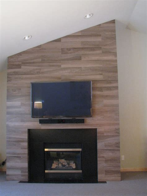 Kitchen Cabinets Milwaukee by Wood Plank Fireplace