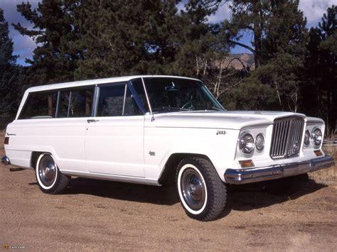 64 Jeep Wagoneer Jeep Wagoneer 2 Door 1963 64 Pictures 1600x1200