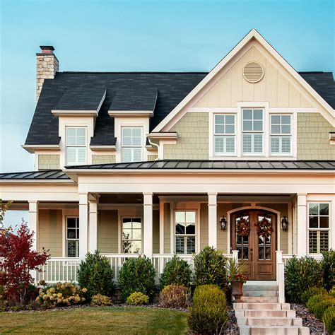 house siding colors siding colors better homes gardens