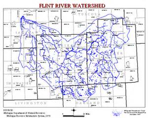 flint river map what is a watershed anyway 171 the flint river watershed