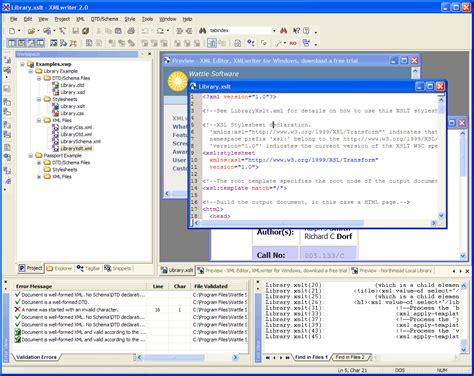 screenshot sofware absensi software absensi xmlwriter screenshots