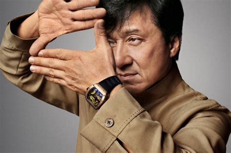 Jam Tangan Richard Mille Jackie Chan the 10 finest watches designed by richard mille