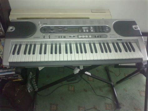 casio keyboard light up casio keyboard lk 70s stand light up great for