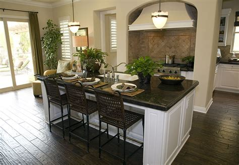 How Much Does A Kitchen Island Cost 35 large kitchen islands with seating pictures