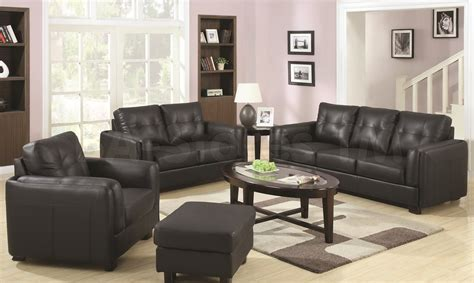 black leather sofa ideas remarkable design ideas of living room furniture with