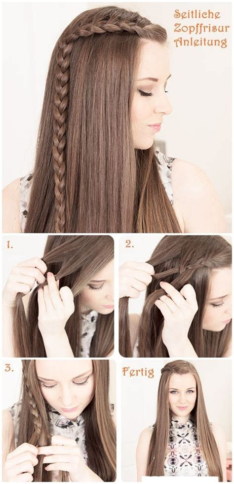 fashionable hairstyle tutorials  long thick hair
