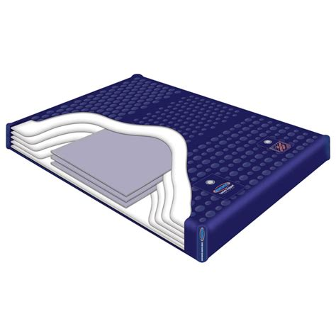 water bed mattress luxury support wave reduced hardside waterbed mattress