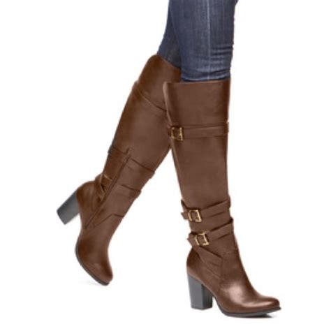 33 shoe dazzle shoes hp nikka knee high boots
