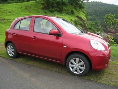 nissan micra india price nissan micra in india review price youtube