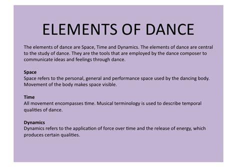 theme definition dance group 10