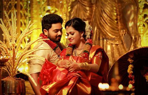 24 Beautiful Kerala Wedding Photography ideas from top
