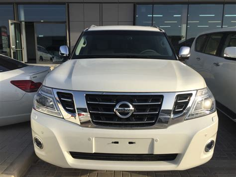 nissan ads 2016 nissan patrol 2016 gcc white for sale kargal classifieds