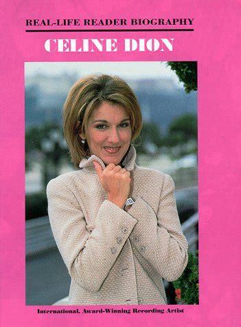 recount text biography celine dion mary joe fernandez bookverdict com