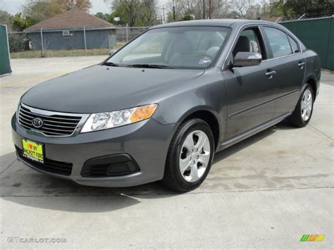2009 kia optima midnight gray 2009 kia optima lx exterior photo 46477149
