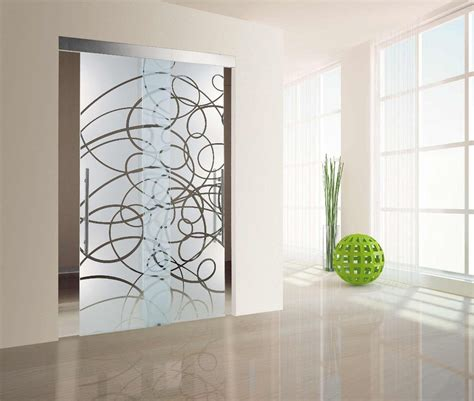 Interior Glass Door Designs Glass Doors Hung Interior Decoration And Design Interior