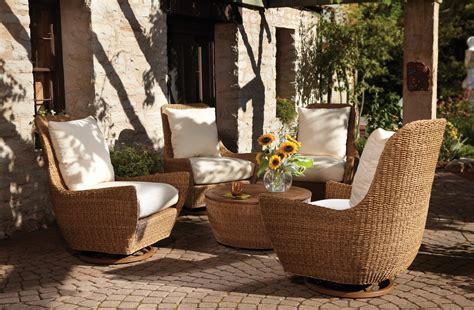 lloyd flanders patio furniture lloyd flanders tobago chat set