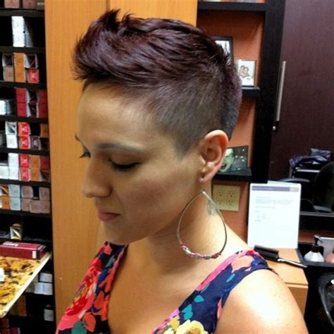 pre chemo mohawk 10 best images about hairzzz on pinterest beauty bar