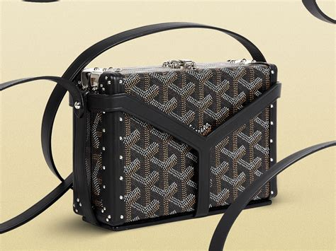 The Bag Forum New Design by Goyard Releases Three New Bag Designs Just In Time For