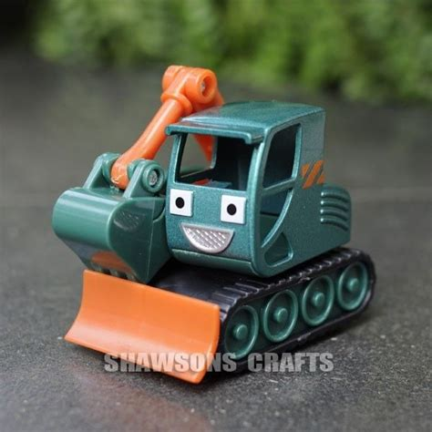 Diecast Truck Metal Builder bob the builder diecast metal toys grabber vehicle figure