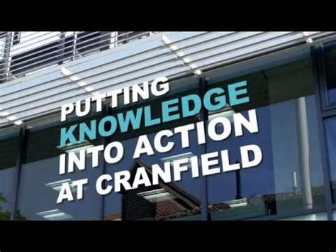 Cranfield Mba Alumni by The Cranfield Time Mba Programme Introduction