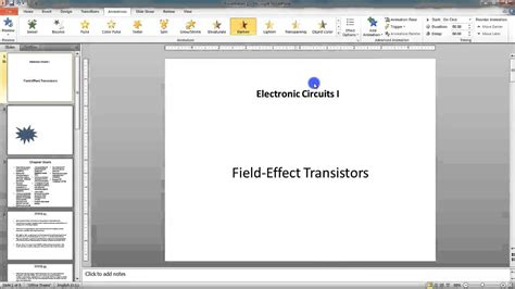 powerpoint tutorial 2010 in urdu 15 3 adding slide animation ms powerpoint urdu ms