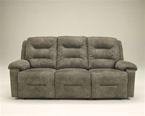 fabric recliner sofas fabric reclining sofas