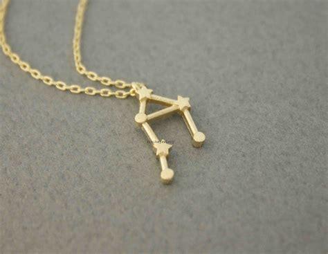 libra the scales pendant necklace in 3 colors zodiac