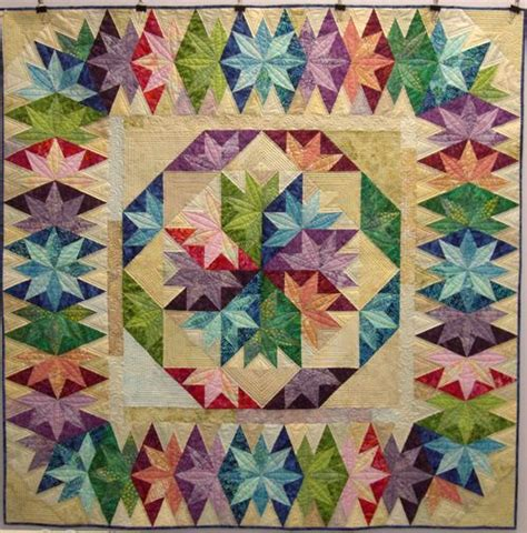 Capistrano Quilt Pattern by Capistrano Quilts