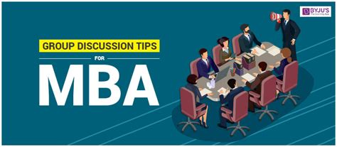 Gd Topic For Mba Entrance by Discussion Tips For Mba Get Gd Tips For Mba Byju S