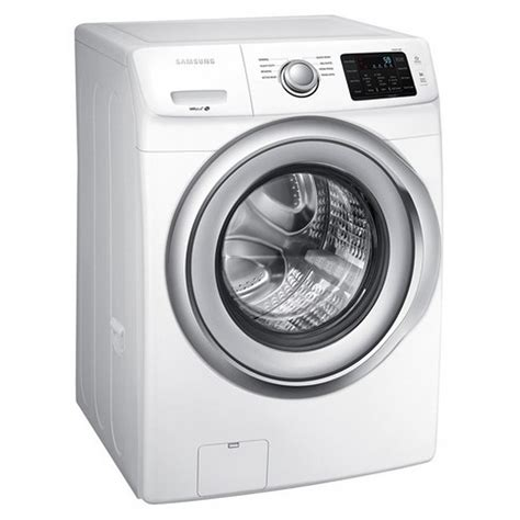 wf45n5300aw samsung appliances 4 5 cu ft front load washer with vrt plus technology neat