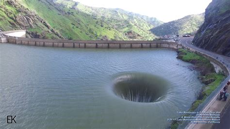lake berryessa spillway lake berryessa is 3 5 over the glory hole spillway 4k