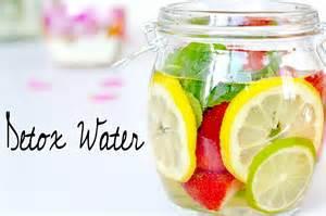 Detox Recette recette d 233 tox water lirons d