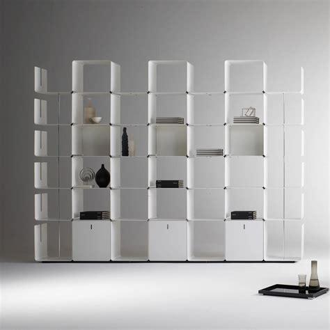 libreria con cassetti libreria in metallo con cassetti cwave arredaclick