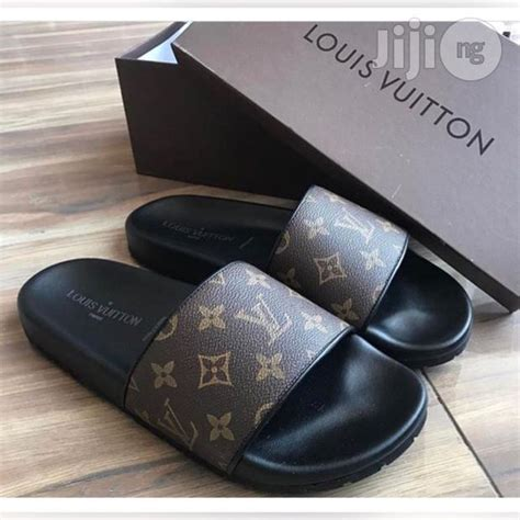 louis vuitton slippers for louis vuitton slides palm slippers for sale in port
