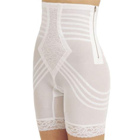 rago high waist long leg pantie girdles rago high waist long leg pantie girdles