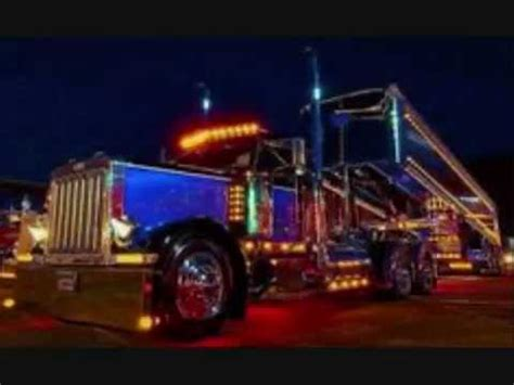 chicken lights and chrome chicken lights and chrome coal haulers with chicken