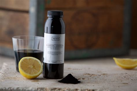 Detox Charcoal Lemonade by Why Charcoal Lemonade Is The New Way To Detox Plus Recipe