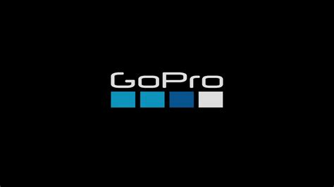 Gopro Logo gopro logo 4k