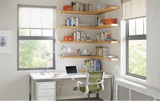 Shelves For Office Ideas Float Wood Wall Shelves Office By R B Modern Home Office Other Metro By Room Board