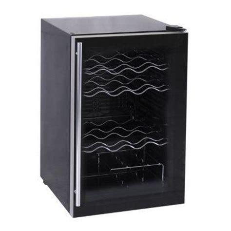 home depot 45 bottle wine cooler customer reviews