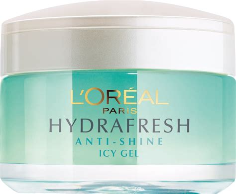 L Oreal Hydrafresh Moisturizer loreal hydrafresh anti shine icy gel buy loreal